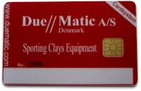 Due Matic Card